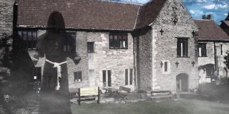 A fright at the Friary' Ghost Hunt with B + B - £40 P/P tickets