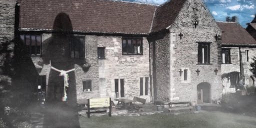 A fright at the Friary' Ghost Hunt with B + B - £40 P/P