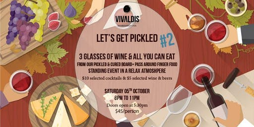 Let's Get Pickled #2