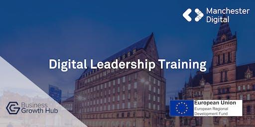 Digital Leadership Training - Registered Interest