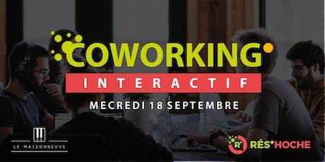 Journée de coworking interactif #3 / Le syndrome de l'imposteur tickets