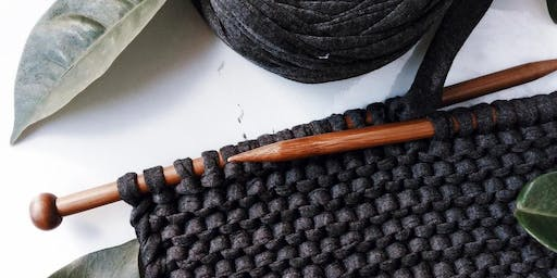 Learn to Knit (Two-Part Class)