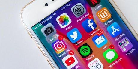 Social Media Tools & Tips tickets