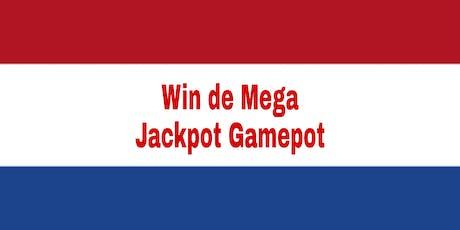 Win de Mega Jackpot Gamepot tickets