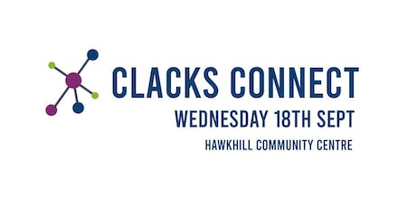 Clacks Connect CTSI's Funders Fayre 2019 tickets