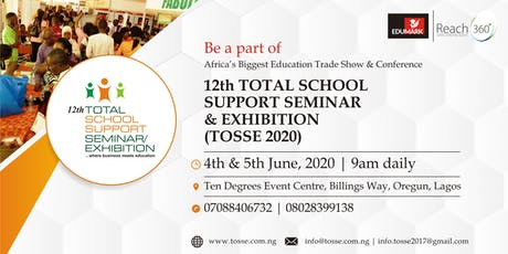 12th Total School Support Seminar/Exhibition tickets