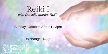 Reiki I tickets