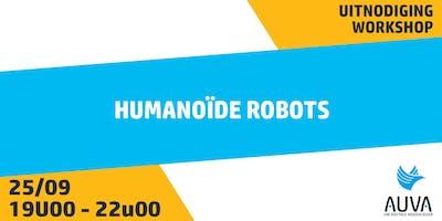 Maak kennis met humanoïde robots
