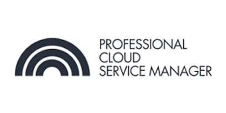 CCC-Professional Cloud Service Manager(PCSM) 3 Days Training in Reading tickets