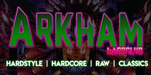 ARKHAM HARDCLUB, Hardstyle & Hardcore music