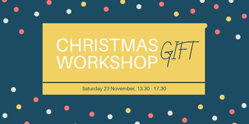 Christmas Food Gifts Workshop