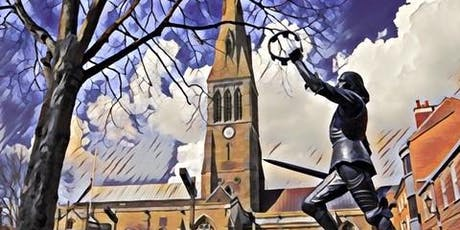 LOVE ARCHITECTURE Guided Walk - Leicester Cathedral Quarter tickets