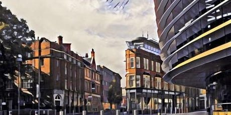 LOVE ARCHITECTURE Guided Walk - Leicester Cultural Quarter tickets