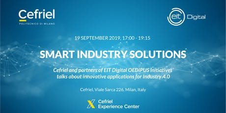 SMART INDUSTRY SOLUTIONS tickets