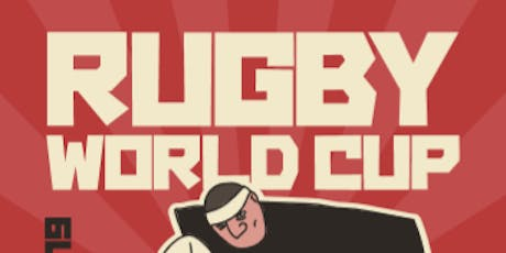 RUgby World Cup- Argentina vs Tonga! tickets