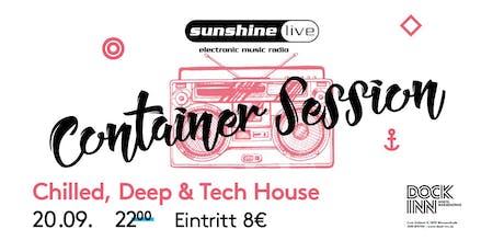 Sunshine Live Contrainer Session Tickets