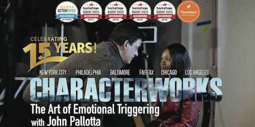 Actors (TEEN) Demo REEL Intensive Workshops (New York Philadelphia Baltimore)