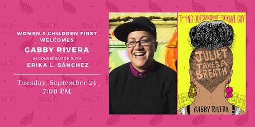 Author Conversation: Gabby Rivera & Erika L. Sánchez