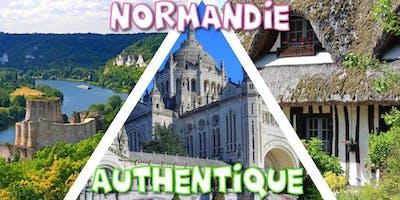 Excursion Normandie Authentique - 34,9€ promo