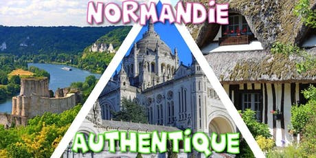 Excursion Normandie Authentique - 34,9€ promo billets