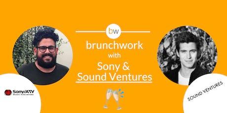 Sony/ATV & Sound Ventures brunchwork tickets