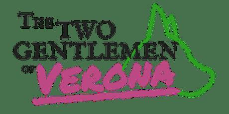 TWO GENTLEMEN OF VERONA! - FARM! tickets