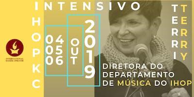 Intensivo IhopKC 2019 com dra Terri Terry - Brasília/DF