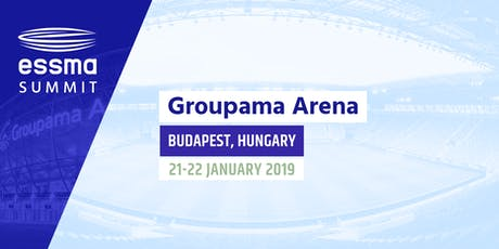 ESSMA Summit 2020 - Tickets for ESSMA Stadium/Club/League/Federation Member tickets