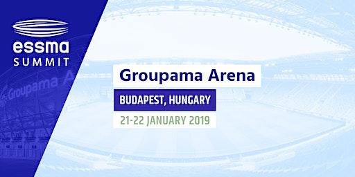 ESSMA Summit 2020 - Tickets for ESSMA Stadium/Club/League/Federation Member