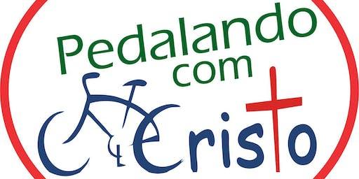 1º Passeio Ciclístico Pedalando Com Cristo