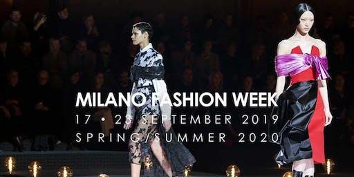 Milan Fashion Week - Open Wine in Piazza Castello