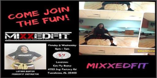 MixxedFit Dance Class