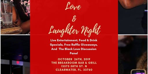 Love & Laughter Night 2019