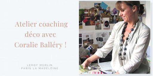 Atelier Coaching Décoration