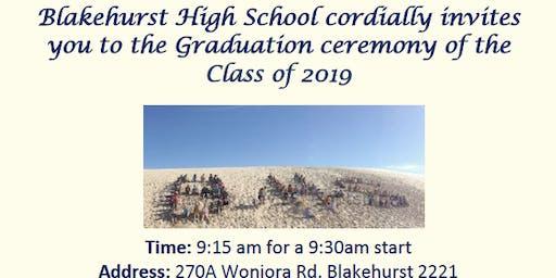 Blakehurst High School Graduation 2019