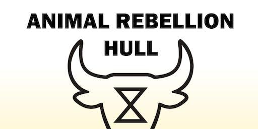 Animal Rebellion: Preparing For A Peaceful Rebellion