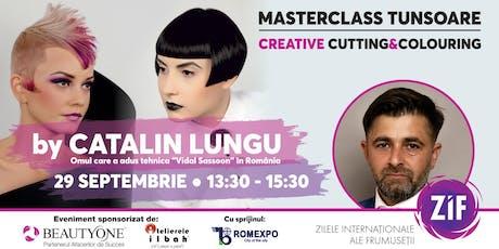 Creative Cutting & Colouring Masterclass by Catalin Lungu tickets