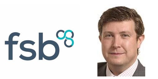 FSB Business Insights Roundtable with Andrew Lewer MP
