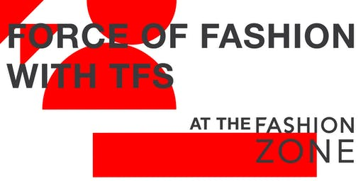 Force of Fashion Launch Party - with TFS at the Fashion Zone