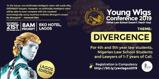 YOUNG WIGS CONFERENCE 2019 - LAGOS