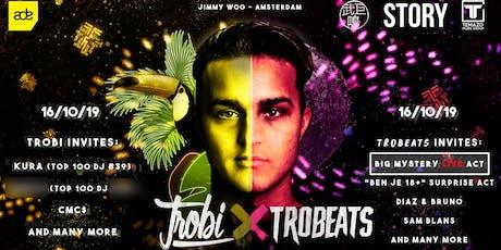 Trobi X Trobeats  his ADE Story tickets