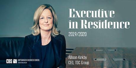 CBS Talks: Allison Kirkby tickets