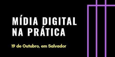 Mídia Digital na Prática ingressos