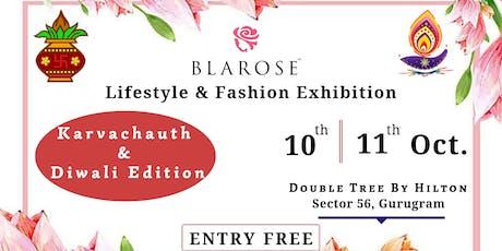 BLAROSE LIFESTYLE & FASHION EXPO- Edition 18 tickets