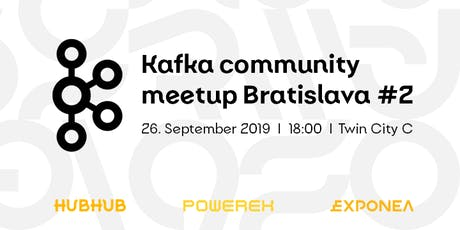 Kafka community meetup #2 tickets