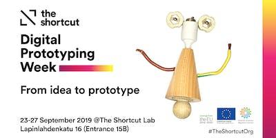 Digital Prototyping Week