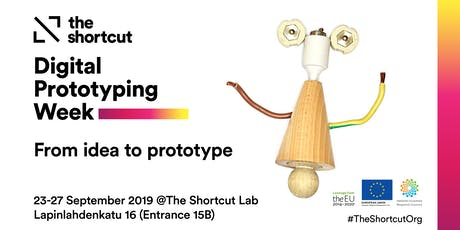 Digital Prototyping Week tickets