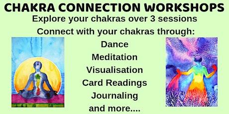 Chakra Connection Workshops billets