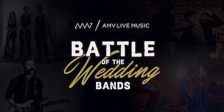 Battle of the Wedding Bands   September 2019 tickets