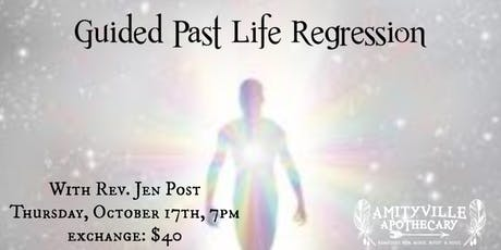 Past Life Regression with Rev. Jen Post tickets